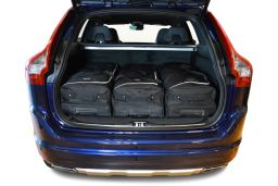 Volvo XC60 I 2008-2017 Car-Bags.com travel bag set (2)