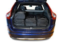 Volvo XC60 I 2008-2017 Car-Bags.com travel bag set (3)