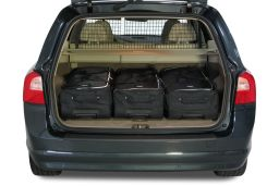 Volvo V70 (P24) 2007-2016 Car-Bags.com travel bag set (2)