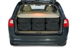 Volvo V70 (P24) 2007-2016 Car-Bags.com travel bag set (4)