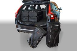 Volvo V60 2010-2018 Car-Bags.com travel bag set (1)