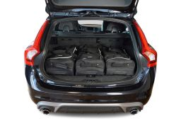 Volvo V60 2010-2018 Car-Bags.com travel bag set (2)