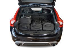 Volvo V60 2010-2018 Car-Bags.com travel bag set (3)