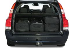 Volvo V70 (P26) 2001-2007 Car-Bags.com travel bag set (3)