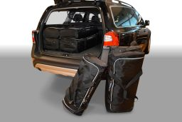 Volvo XC70 (P24) 2007-2016 Car-Bags.com travel bag set (1)