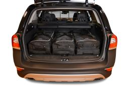 Volvo XC70 (P24) 2007-2016 Car-Bags.com travel bag set (2)