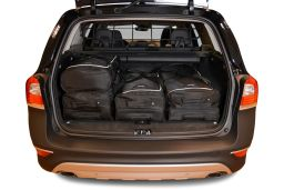 Volvo XC70 (P24) 2007-2016 Car-Bags.com travel bag set (3)
