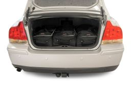 Volvo S60 I 2000-2010 4 door Car-Bags.com travel bag set (2)