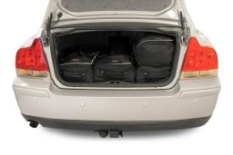 Volvo S60 I 2000-2010 4 door Car-Bags.com travel bag set (3)