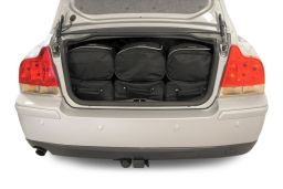 Volvo S60 I 2000-2010 4 door Car-Bags.com travel bag set (4)