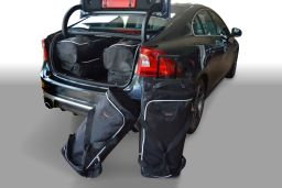 Volvo S60 II 2010- 4 door Car-Bags.com travel bag set (1)