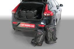 Volvo V40 (P1) 2012- 5 door Car-Bags.com travel bag set (1)