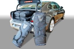 Volvo S90 2016- 4 door Car-Bags.com travel bag set (1)