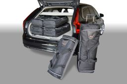 Volvo V90 2016- Car-Bags.com travel bag set (1)