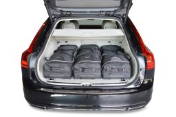 Volvo V90 2016- Car-Bags.com travel bag set (2)