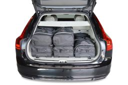 Volvo V90 2016- Car-Bags.com travel bag set (3)