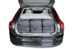 Volvo V90 2016- Car-Bags.com travel bag set (4)