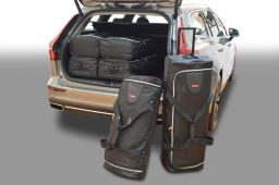 Volvo V60 2018- Car-Bags.com travel bag set (1)