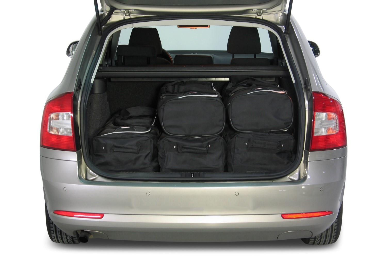 octavia skoda octavia ii 1z combi 2004 2013 car bags travel bags. Black Bedroom Furniture Sets. Home Design Ideas
