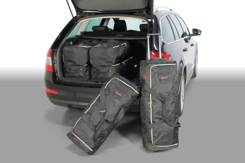 Skoda Octavia Iii 5e Combi Car Travel Bags Car Bags Com