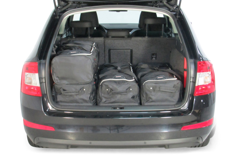 octavia skoda octavia iii 5e combi 2013 present car bags travel bags. Black Bedroom Furniture Sets. Home Design Ideas