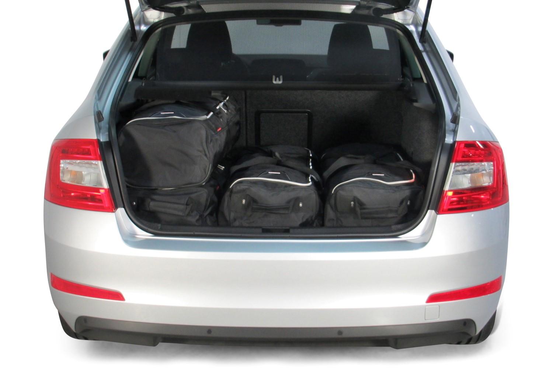 octavia skoda octavia iii 5e 2013 present 5d car bags. Black Bedroom Furniture Sets. Home Design Ideas