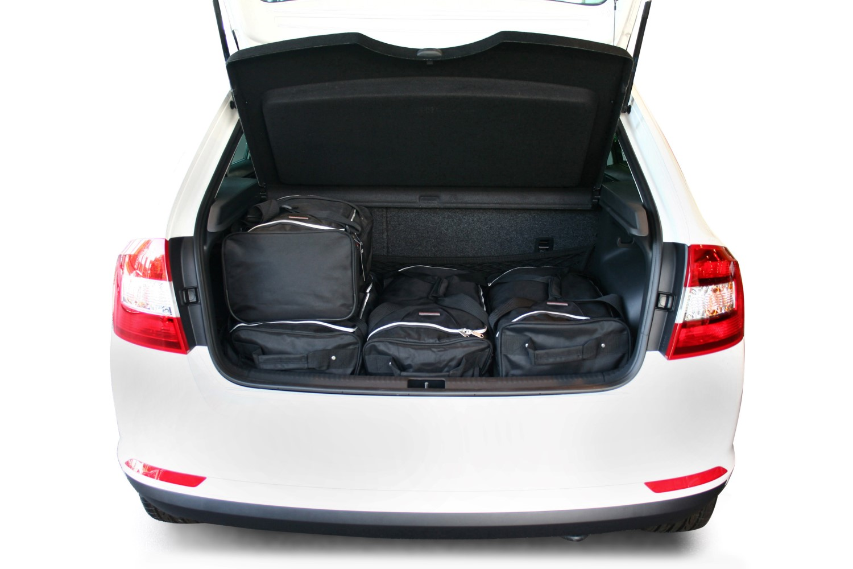 Skoda Rapid Spaceback Nh1 Car Travel Bags Car Bags Com