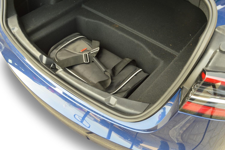 Travel bag sets for the Tesla Model 3 | Car-Bags com