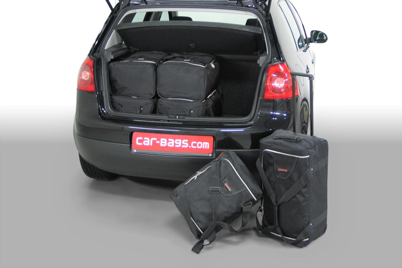 Car-Bags Volkswagen Golf Plus (1KP) 2004-2014 Car-Bags Set De Sacs De Voyage V10401S 9LUue