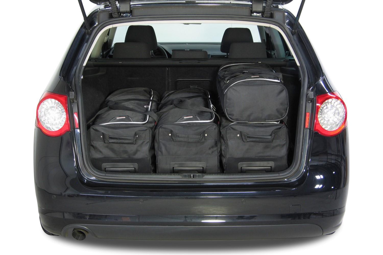 Vw Passat Variant B6 Travel Bags Car Bags Com