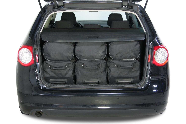 passat volkswagen passat b6 variant 2005 2010 car bags travel bags. Black Bedroom Furniture Sets. Home Design Ideas