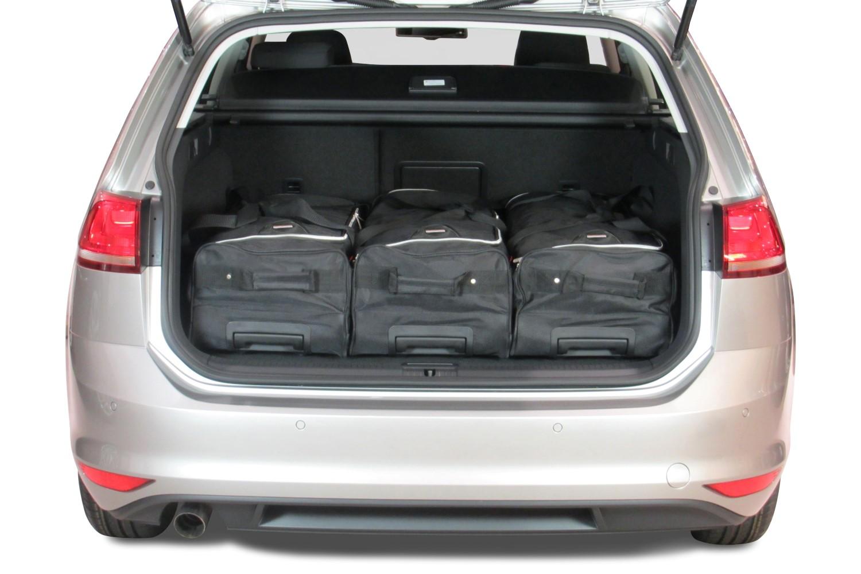 Volkswagen Golf Vii 5g Variant 2013 Heute Car Bags Reisetaschen