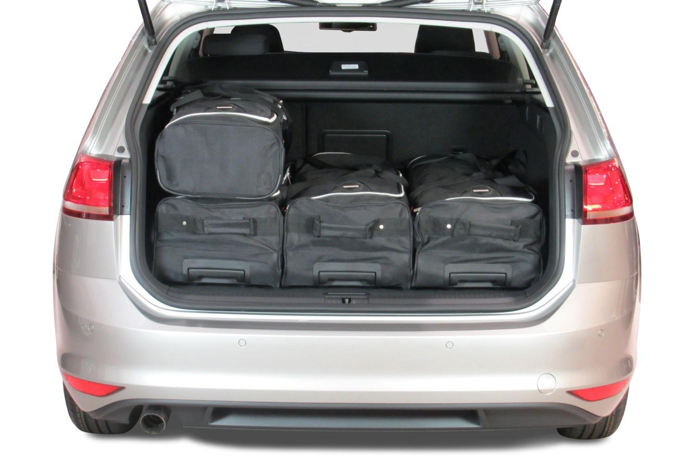 golf volkswagen golf vii 5g variant 2013 present car bags travel bags. Black Bedroom Furniture Sets. Home Design Ideas
