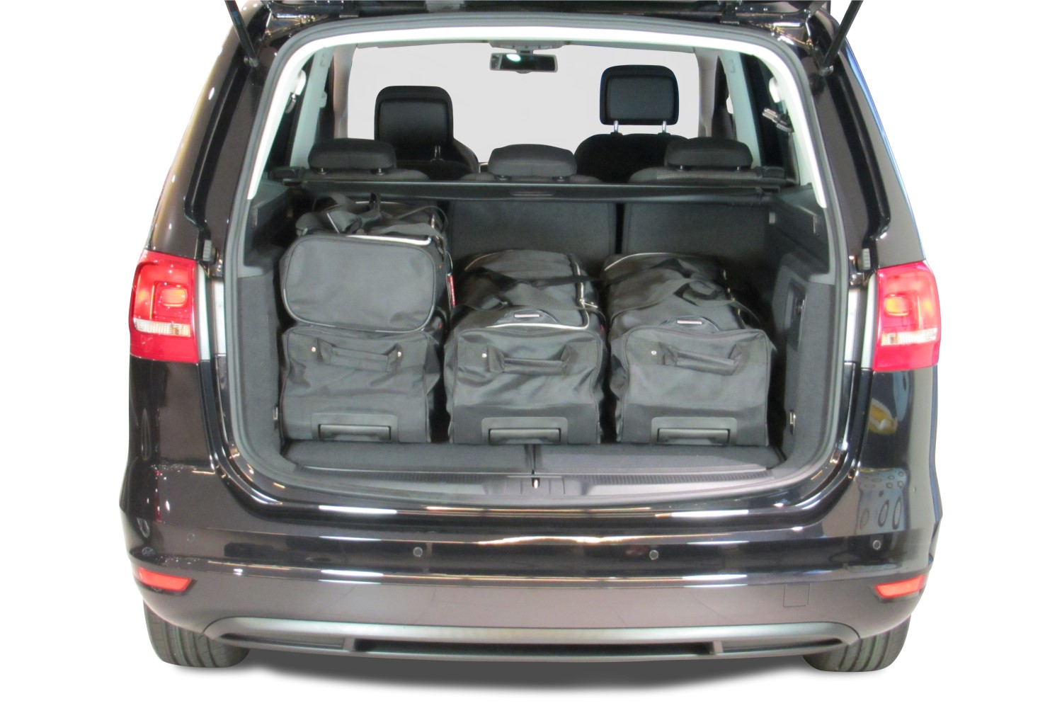 vw sharan ii 7n car travel bags car. Black Bedroom Furniture Sets. Home Design Ideas