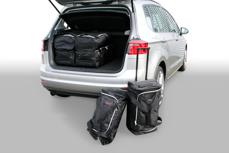 vw golf vii 5g sportsvan car travel bags car. Black Bedroom Furniture Sets. Home Design Ideas
