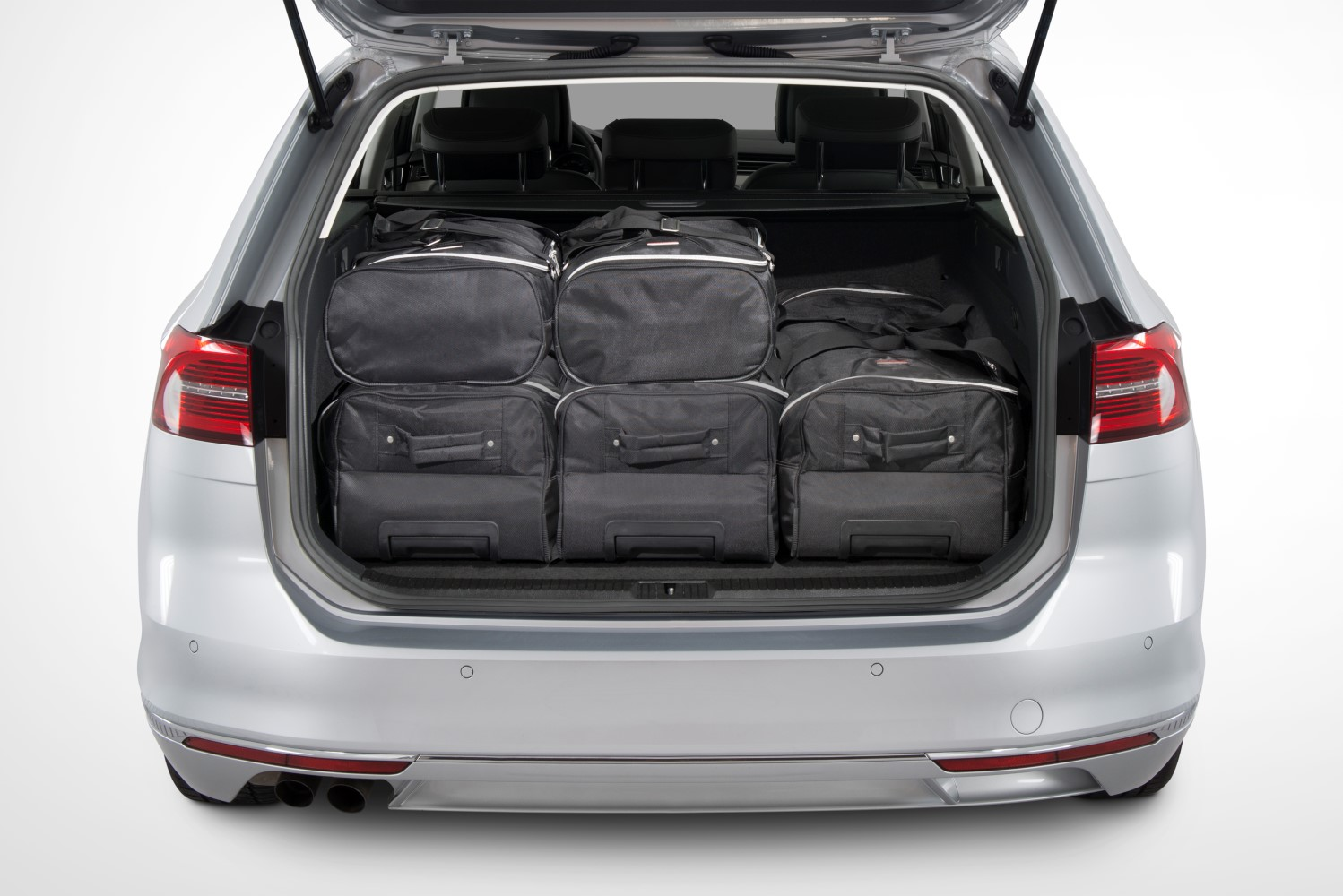 vw passat b8 variant car travel bags car. Black Bedroom Furniture Sets. Home Design Ideas