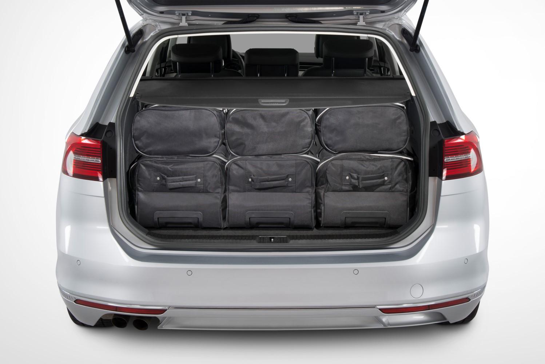 vw passat b8 variant car travel bags car. Black Bedroom Furniture Sets. Home Design Ideas