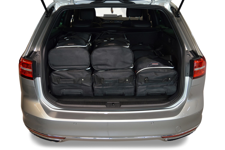 vw passat b8 variant gte car travel bags car. Black Bedroom Furniture Sets. Home Design Ideas