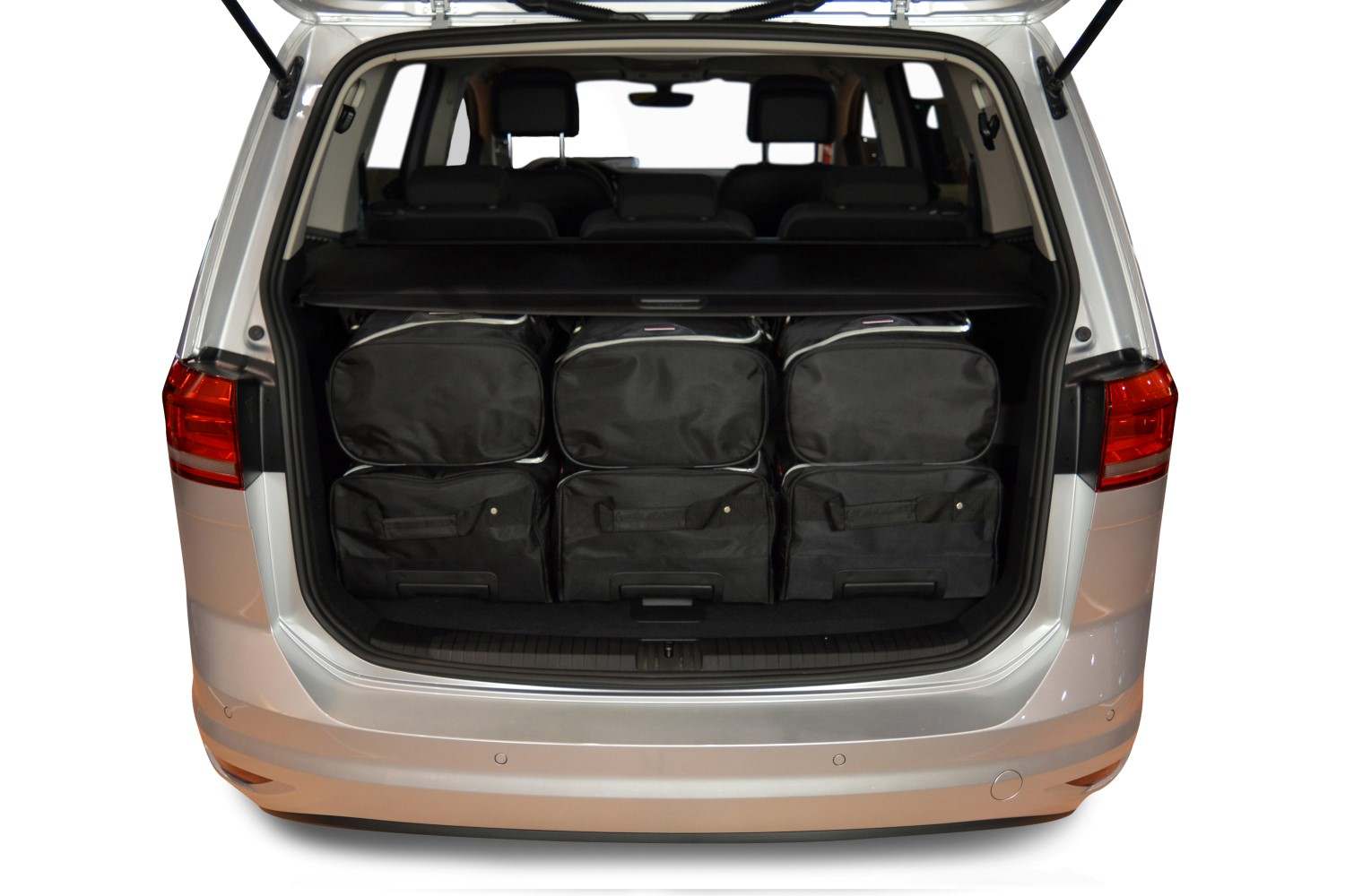 touran volkswagen touran ii 5t 2015 present car bags travel bags. Black Bedroom Furniture Sets. Home Design Ideas