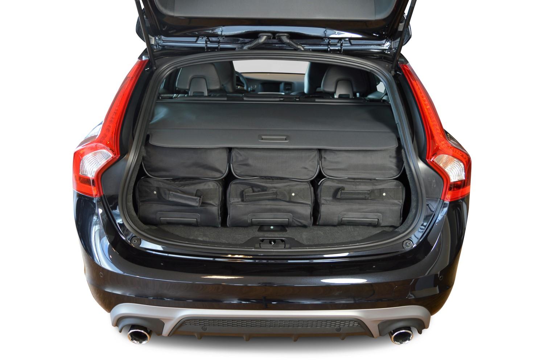 Volvo V60 Estate Boot Capacity 2018 Volvo Reviews