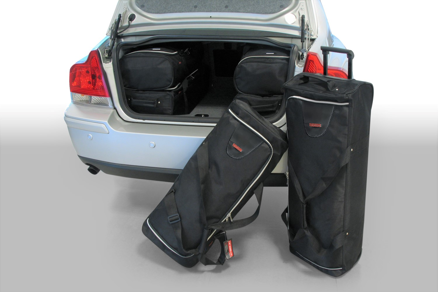 Volvo S60 I 2000-2010 4 door Car-Bags.com travel bag set (1)